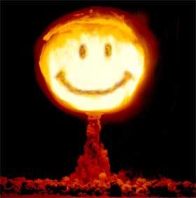Happy-bomb